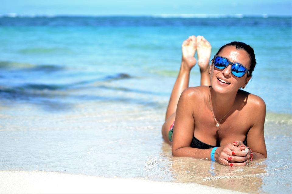 Girl, Woman, Caribbean, Women, Beautiful, Sexy, Relax