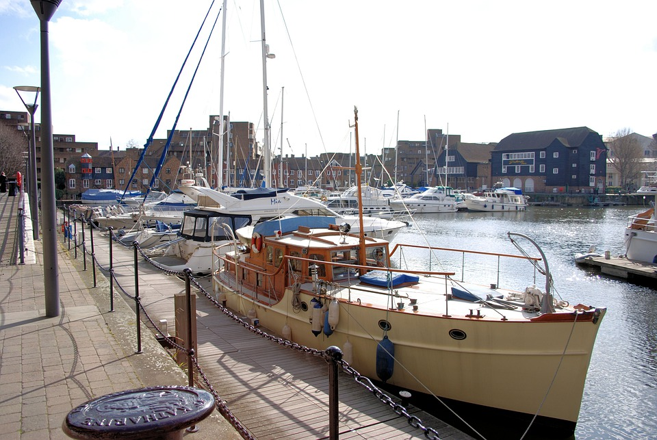 Yachts, Boat, Relaxation, Holiday, St Katherines Dock