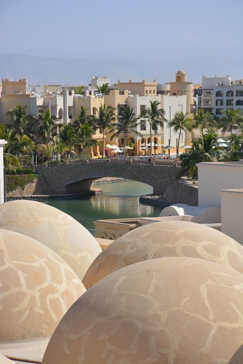 Oman, Hotel, Relaxation, Luxury, Travel