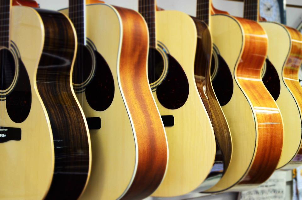 New, Guitars, Fun, Art, Music, Relaxation
