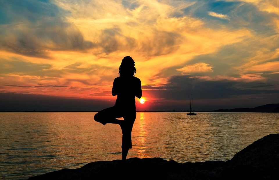 Relaxation, Yoga, Meditation, Nature, Sunny, Summer