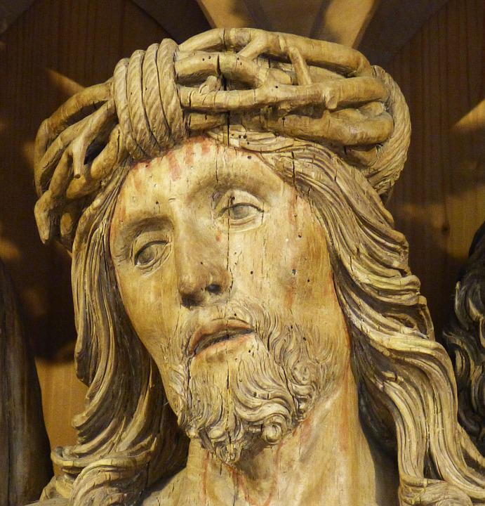 Image, Relief, Wood, Historically, Art, Church, Carve