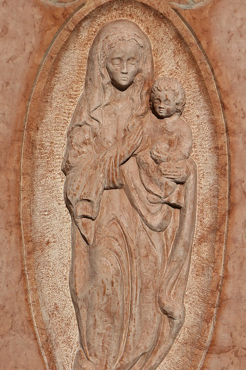 Relief, Sculpture, Statue, Figure, Stone