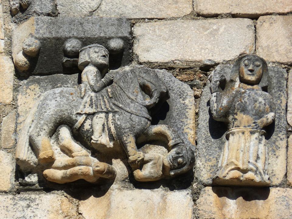 Church, Relief, Tredós, Val D'aran, Romanesque, Gothic