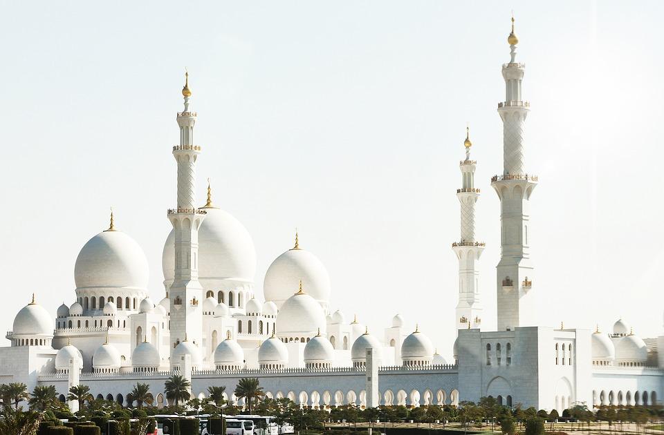 Sheikh Zayed Mosque, Mosque, Architecture, Religion
