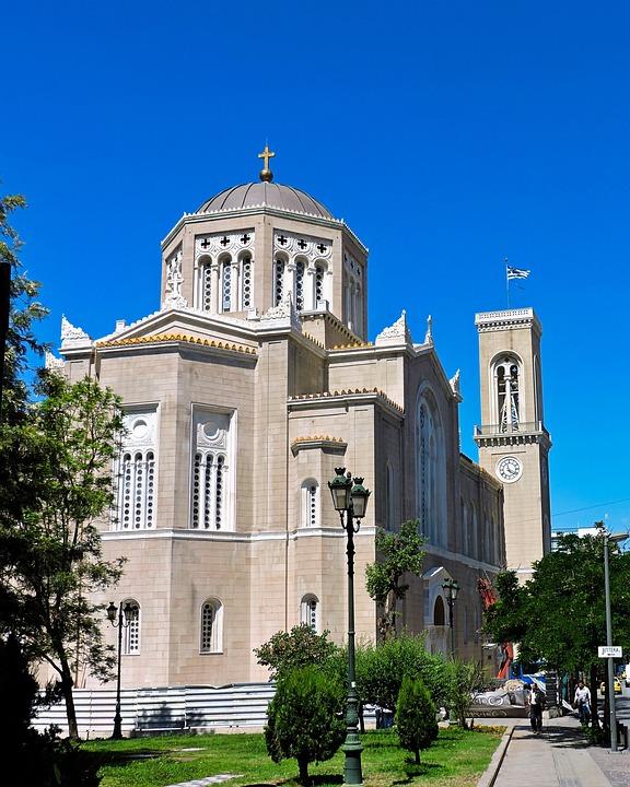 Architecture, Church, Religion, Travel
