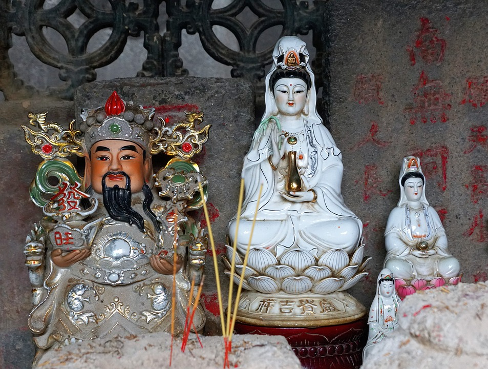 Religion, Art, Spirituality, Statue, Ornament