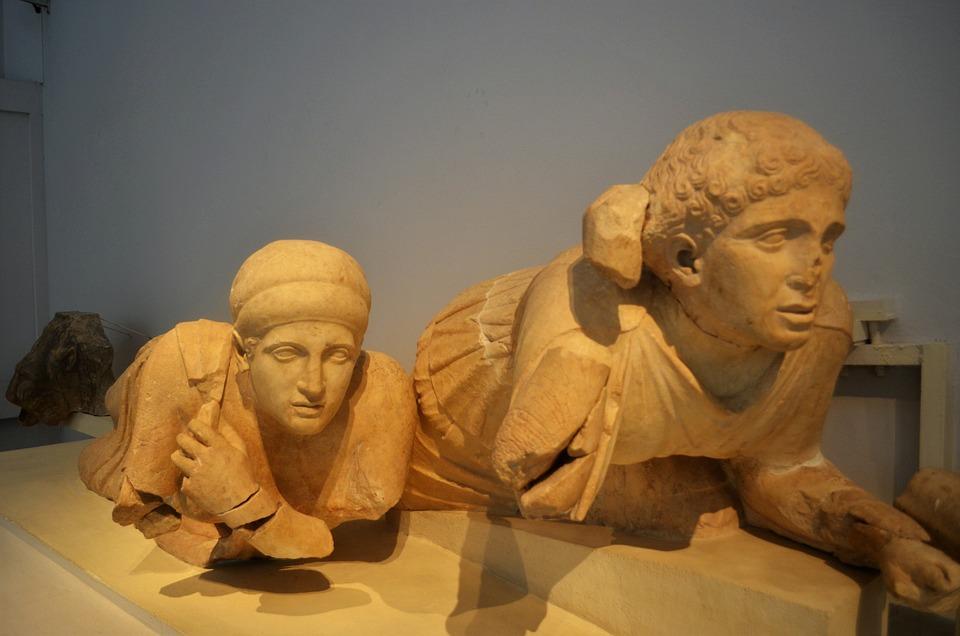 Sculpture, Statue, Art, People, Religion