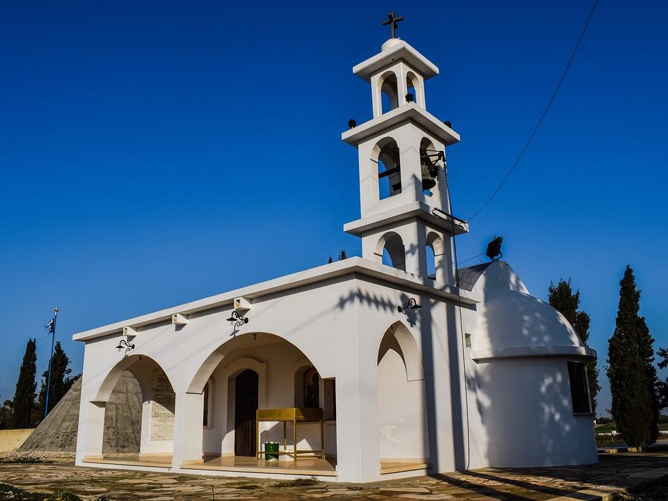 Cyprus, Avgorou, Chapel, Monument, Eoka, Religion
