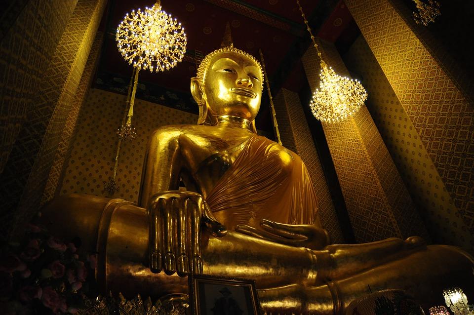 Religion, Buddha, Budha, Statue, Asia, Meditation