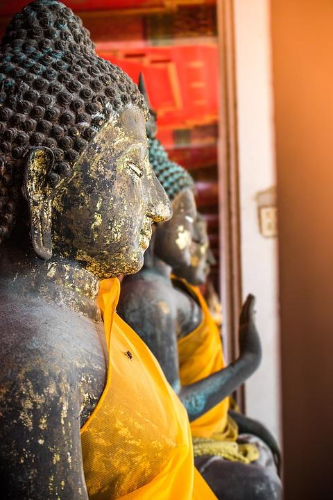 Buddha Statue, Religion, Buddha