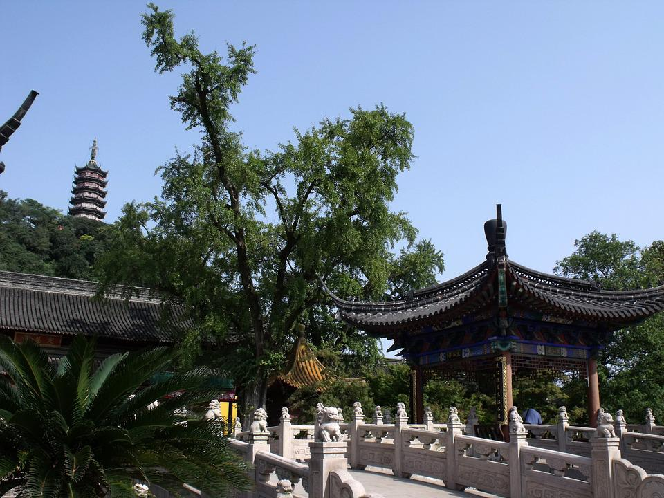Temple, Buildin, Buddha, Tower, Asia, Religion