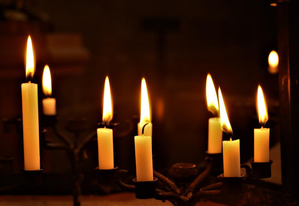 Candles, Flame, Light, Candlelight, Burn, Religion