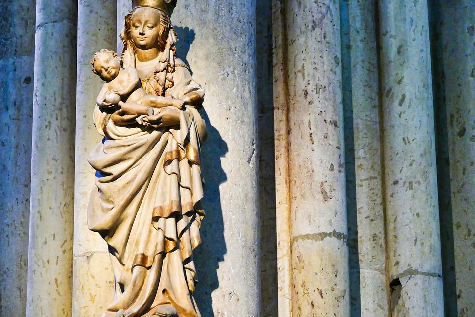 Christianity, Jesus, Maria, Child, Religion, Madonna