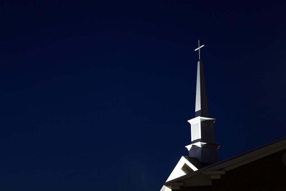 Steeple, Church, Religion, Christianity, Christian