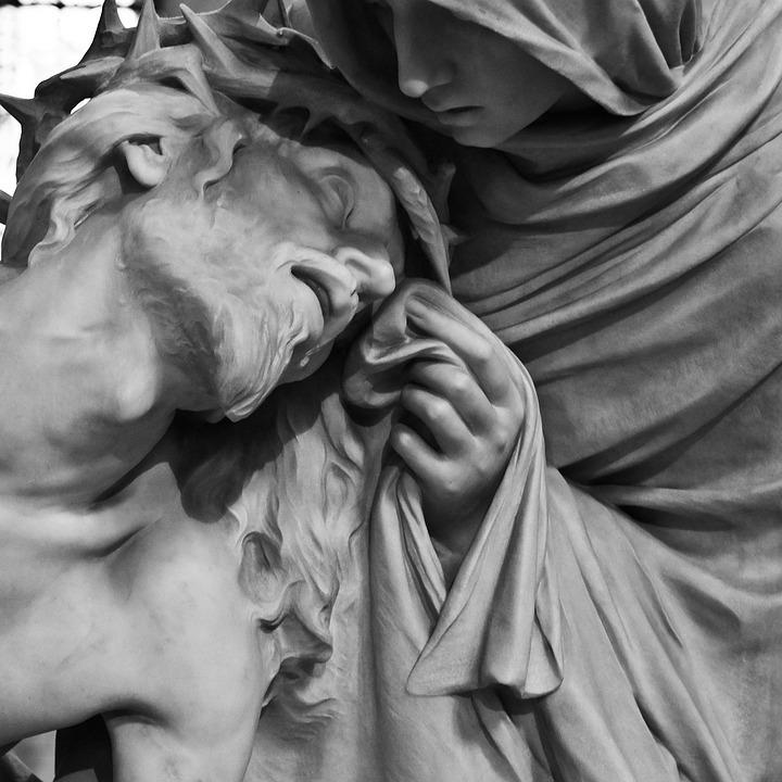 Jesus, Christ, Christianity, Sculpture, Religion