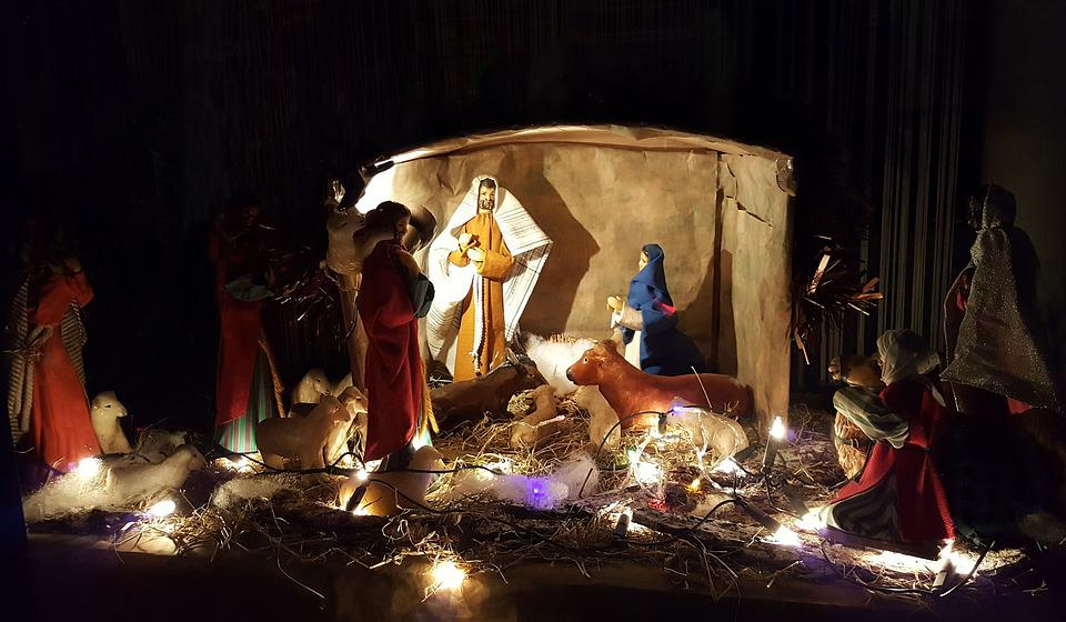 Nursery, Christmas, New - Born, Nativity, Religion