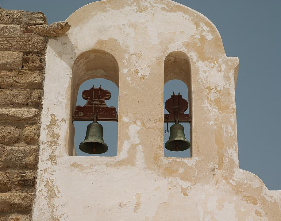 Church, Bell Tower, Bells, Religion