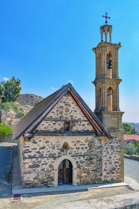 Church, Old, Stone Church, Old Church, Religion