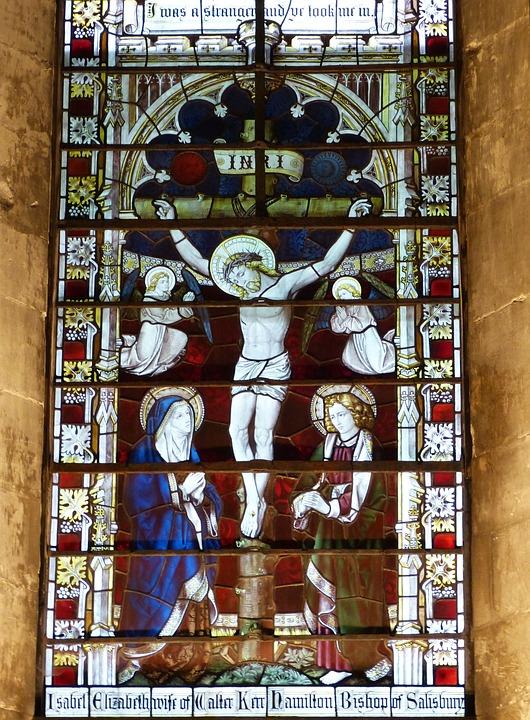 Window, Church Window, Church, Religion