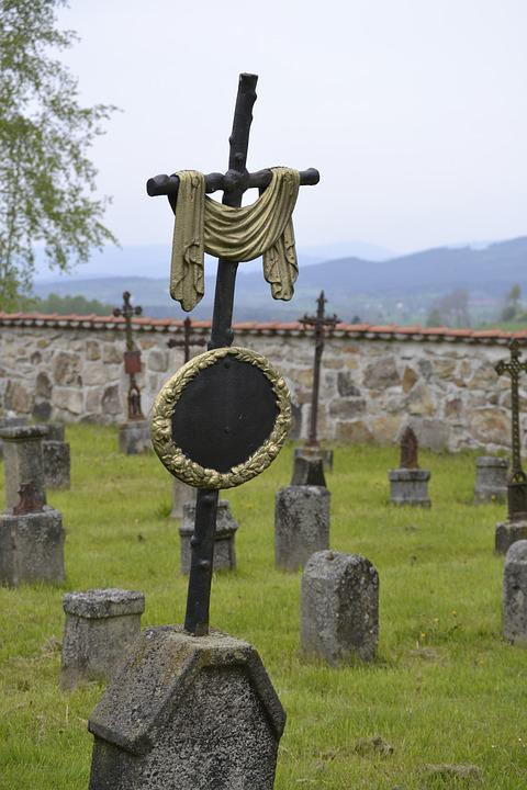 Cemetery, Cross, Old, Religion, Grave, Antiquity