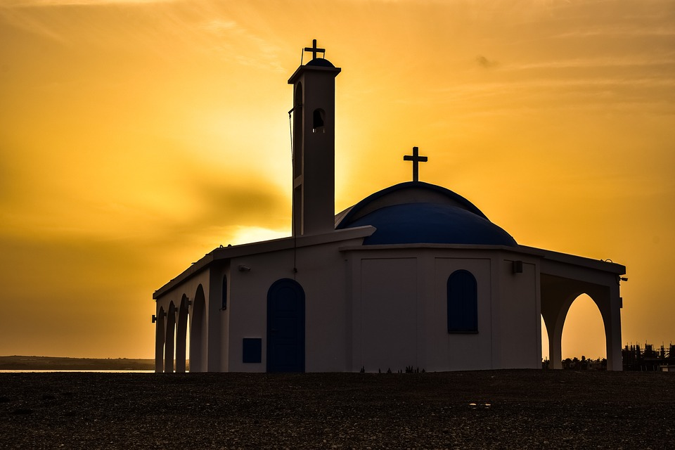 Architecture, Church, Religion, Travel, Evening, Dusk