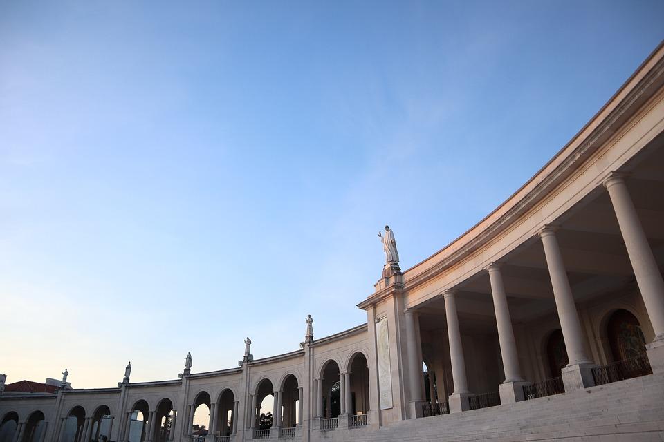 Fatima, Portugal, Church, Religion, Architecture