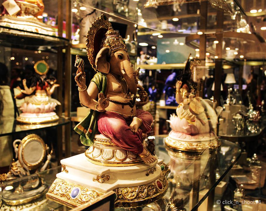 Ganesha, God Ganesha, Hindu, Hinduism, Religion, Indian