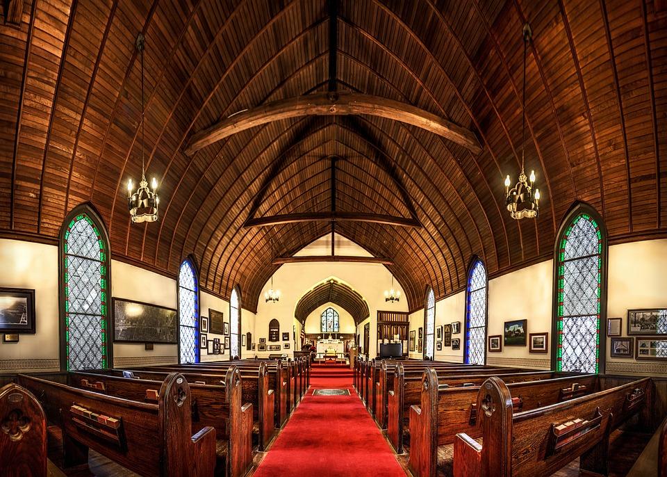 Church, Chapel, House Of Worship, Religion