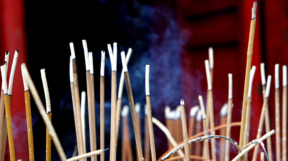 Incense, Smoke, Incense Smoke, Rite, Religion
