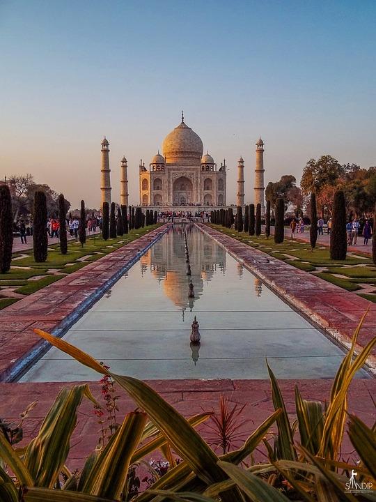 Taj Mahal, Religion, Worlds's 7 Wonder, India, Agra