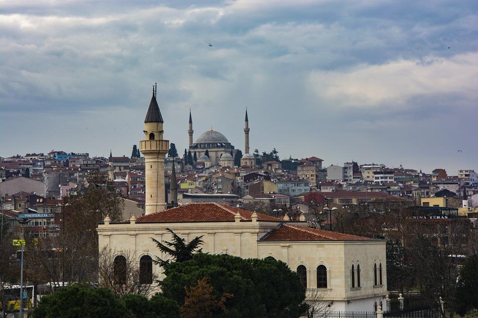 Free photo Religion Istanbul Turkey Islam Cami Hagia Sophia - Max Pixel