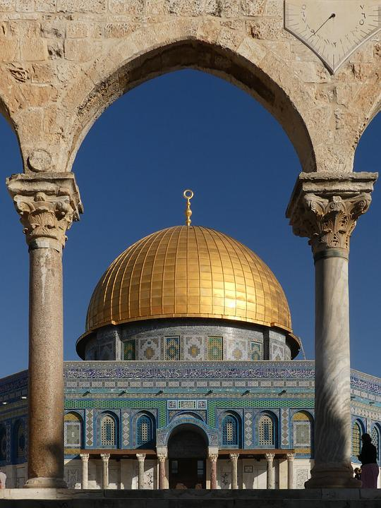 Faith, Jerusalem, Mosque, Religion