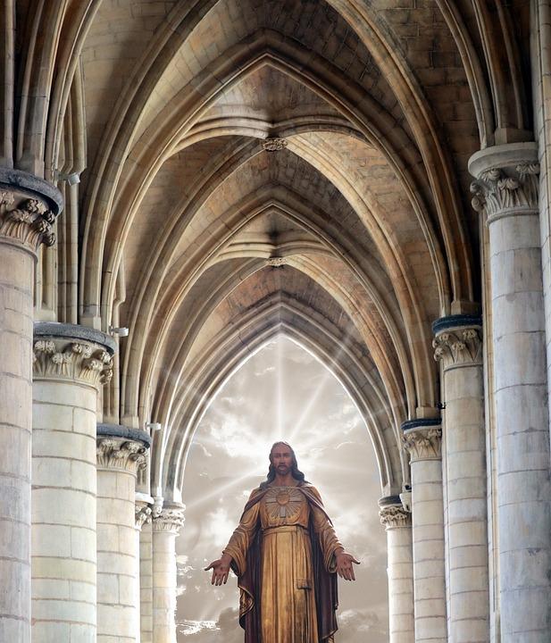 Jesus, Church, Christianity, Faith, Religion, Cross