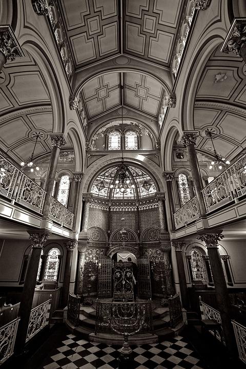 Synagogue, Brighton, Church, Jewish, Religion