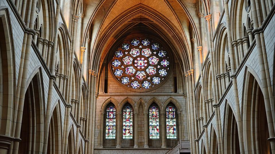 Church, Building, Architecture, Landmark, Religion, Old