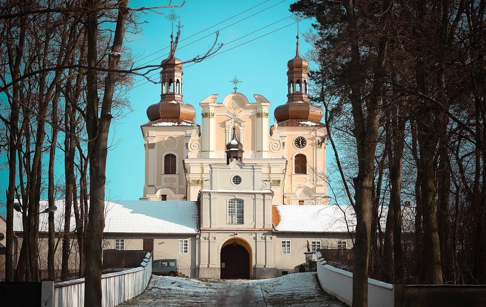 Monastery, Church, Architecture, Religion