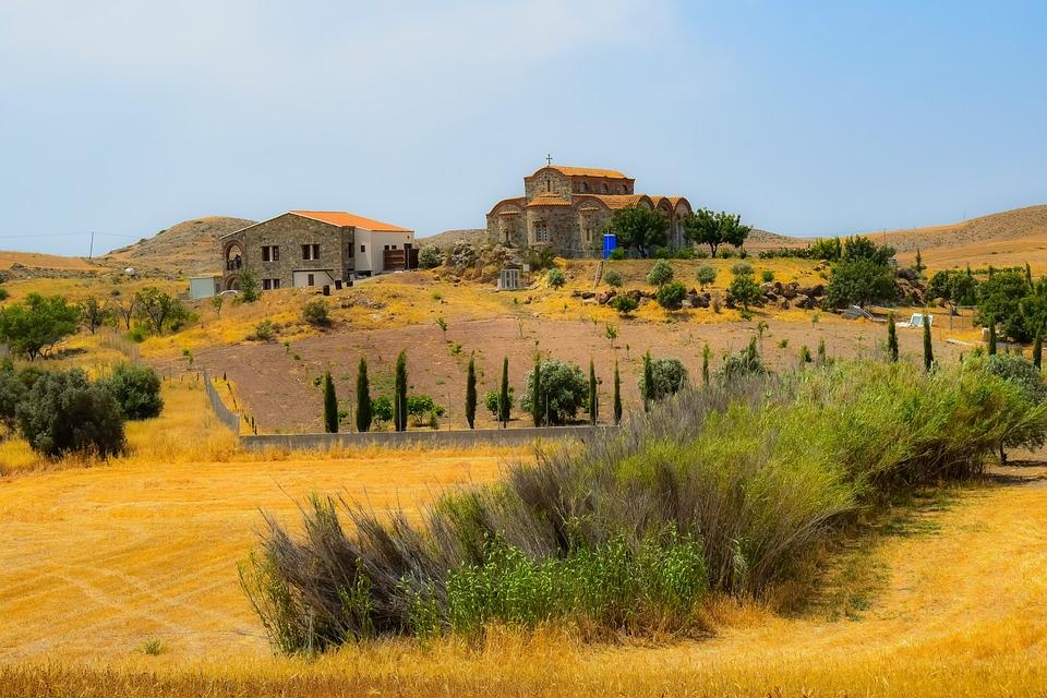 Monastery, Church, Orthodox, Religion, Nature, Travel