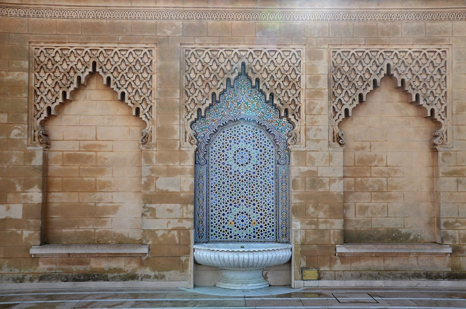 Ramadan, Morocco, Traditional, Mosque, Islam, Religion