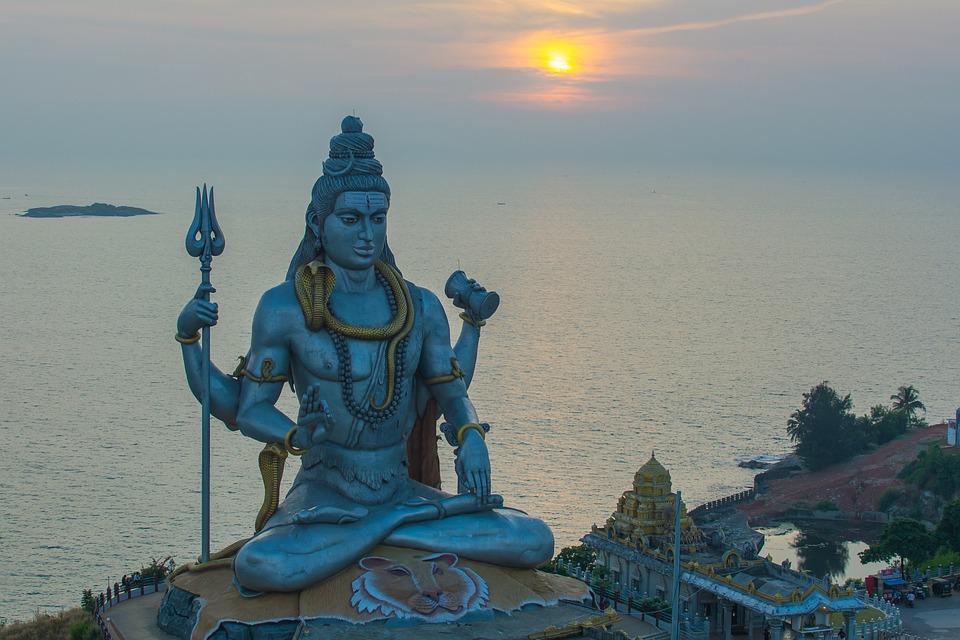 Lord, Shiva, Shiv, Hindu, God, Statue, Religion