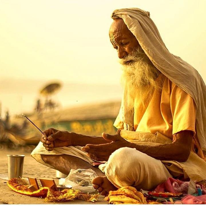 People, Adult, Basket, Sit, Food, Market, Religion