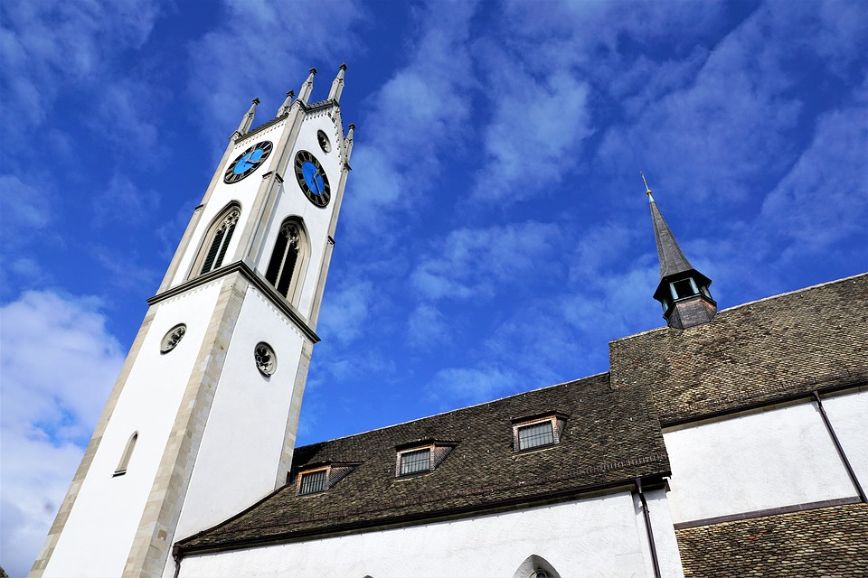 Architecture, Sky, Travel, Building, Church, Religion