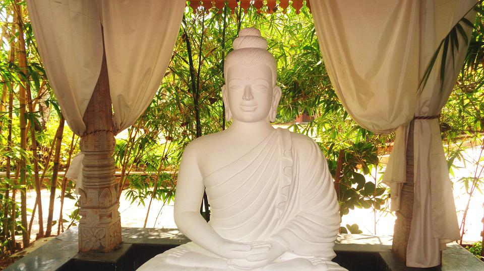 Buddha, Statue, Buddhism, Religion, Temple, Culture