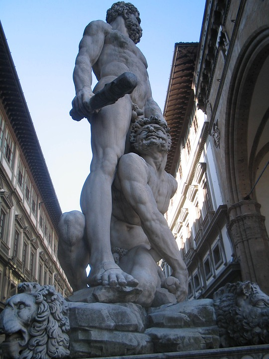 Statue, Sculpture, Italy, Historical, Religion, Statues