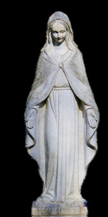 Statue, Holy, Figure, Religion, Sculpture, Stone Figure
