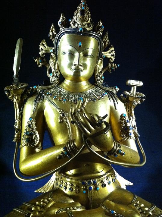 Thai, Religion, Asia, Temple, Spirituality, Statue