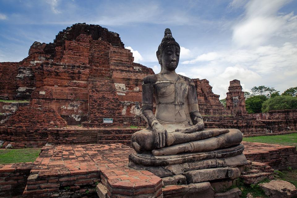 Buddha, Travel, Temple, Religion, Architecture, Ancient