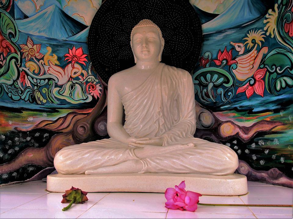 Buddha, People, Sit, The Art Of, Religion, Spirituality