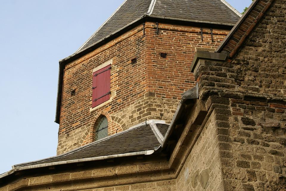 Valkhof, Chapel, Netherlands, Religious, Building
