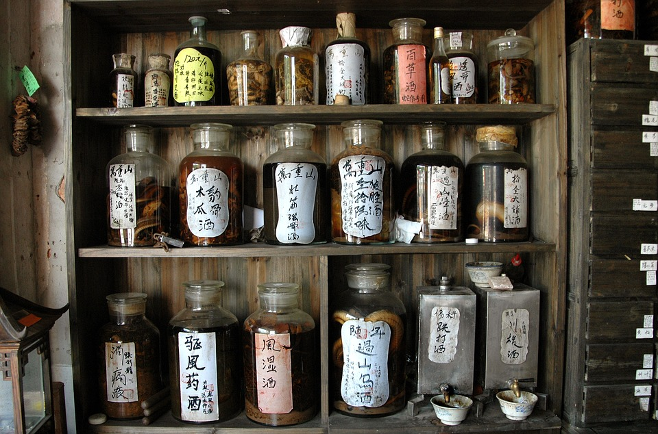 China, Folk Medicine, Jar, Remedy